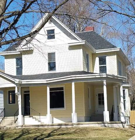 Beautiful historic home for single or couple