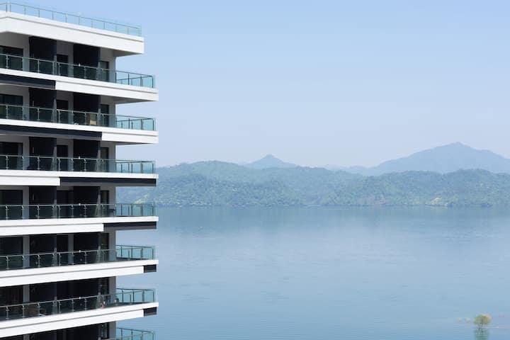 【路客】暖冬特惠|凌崎|黄山太平湖景区|奢享湖景|临湖高层湖景房/带沙发床