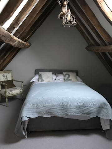 The Hayloft Suite, St Michaels Grange