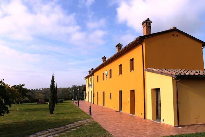 Il Casale - two bedrooms apartment - Capraia e limite - Appartement