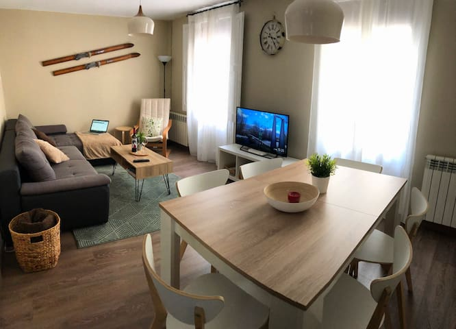 Apartamento acogedor y familiar   WiFi+Chromecast