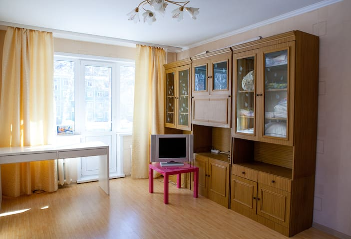 Апартаменты на Жемчужной 2 - Novosibirsk - Apartemen