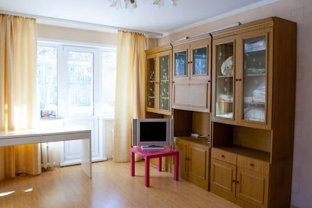 Квартира рядом с Клиникой Мешалкина - Wohnung