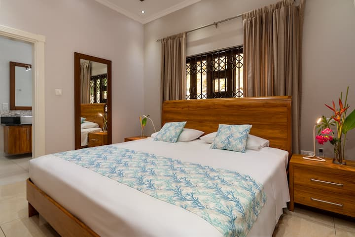 Double Deluxe room without balcony