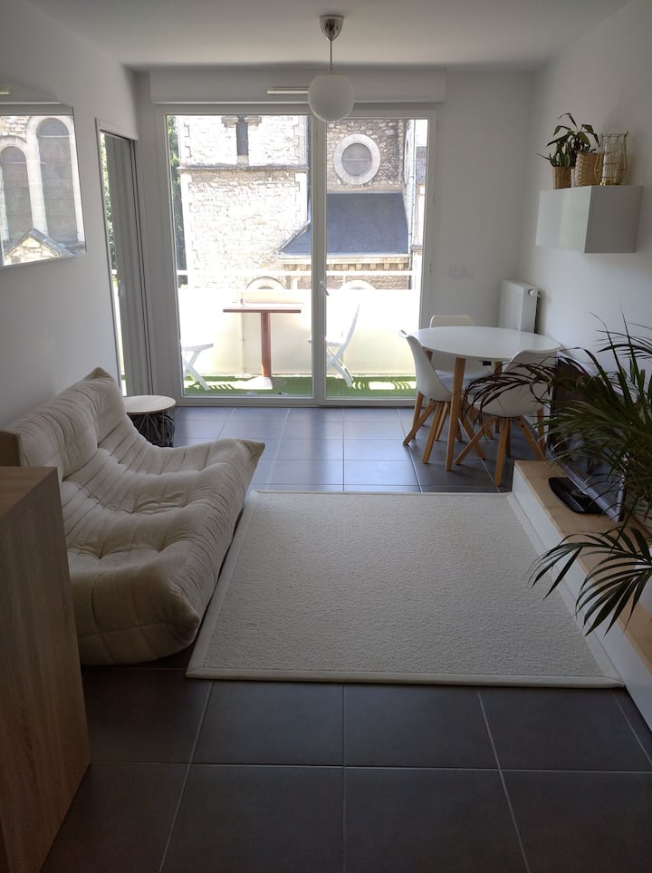 Appartement très confortable et tout équipé !