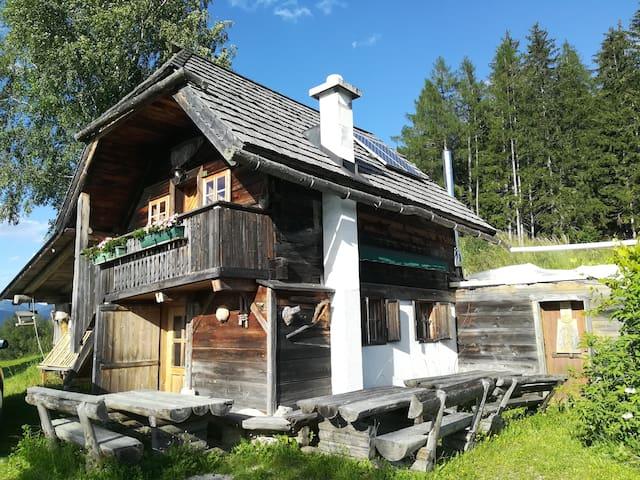 Seiseralm Hütte