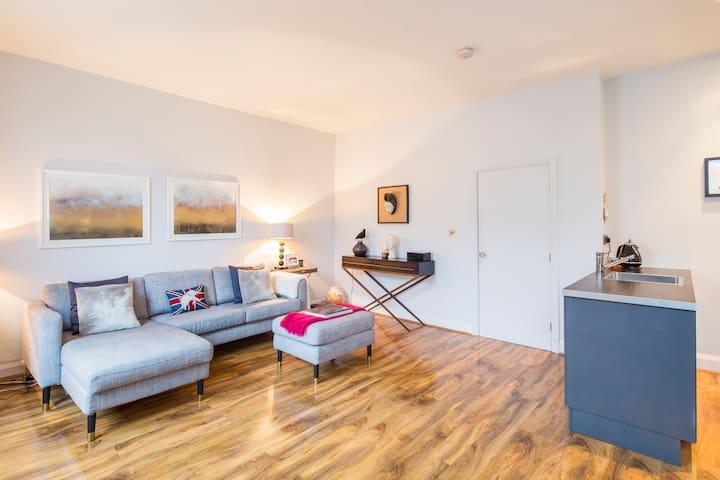 Stunning 1-Bedroom Apartment In Chelsea - Londres - Apartamento
