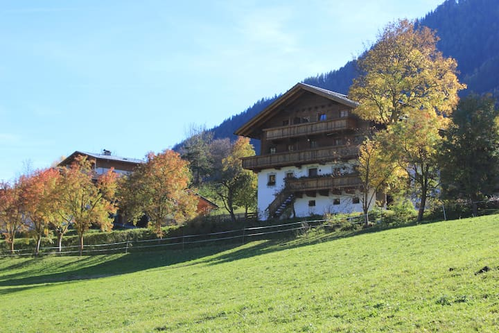 Pongitzerhof - Urlaub am Bauernhof - Pferdehof - Matrei in Osttirol - Vakantiewoning