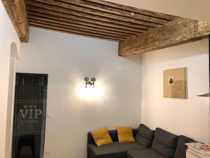 Appartement authentique de vieille ville