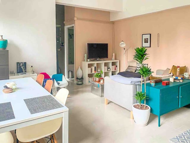 Cozy 1 bedroom appartment in Sheung wan
