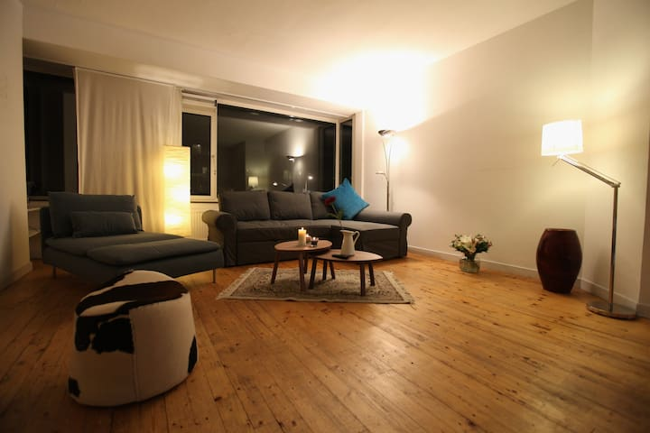 Design furnished well-equiped apartment! - Rotterdam