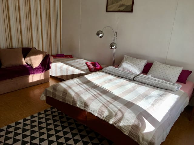 Studio nearby Hamina for budget conscious people!