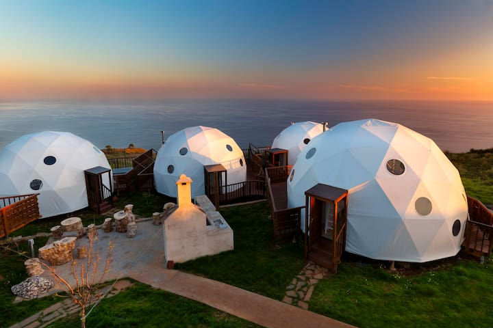 Soul Glamping - Eco-Retreat Luxury Dome