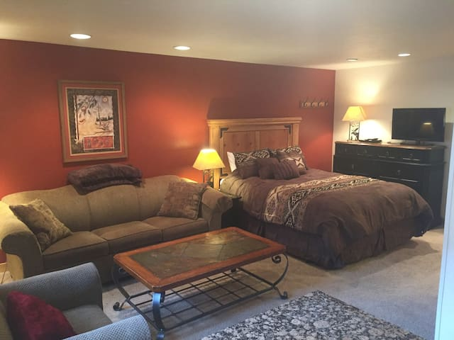 Studio - Ski in Ski out The Village - Walkable - Breckenridge