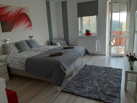 Szalók Spa Apartment is Egerszalók