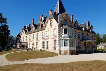 T3 dans belle demeure du XIXè - Neuvy-sur-Barangeon