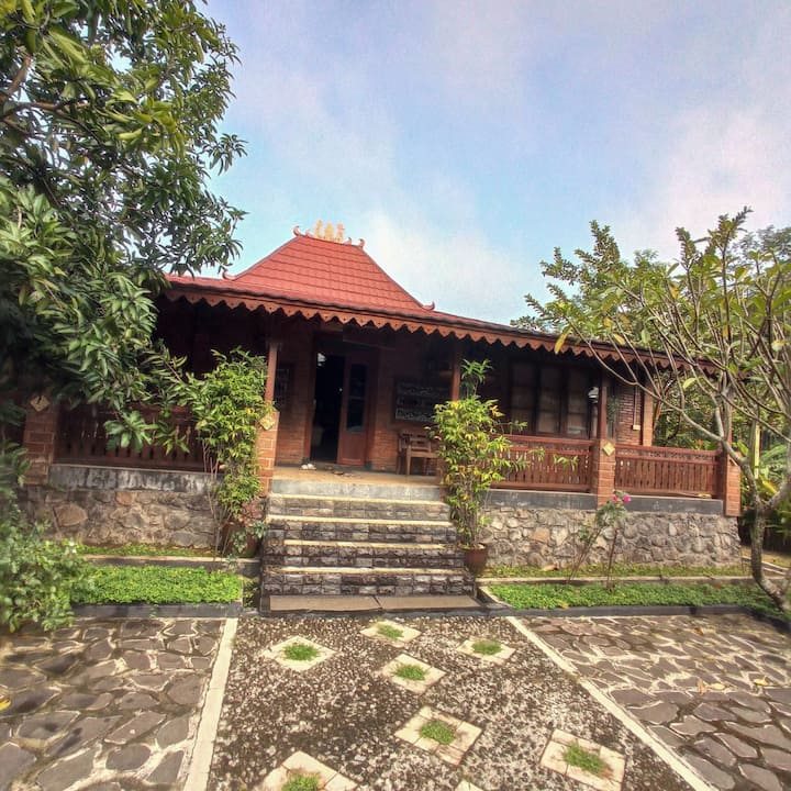 Villa Omahe Ganong Boyolali