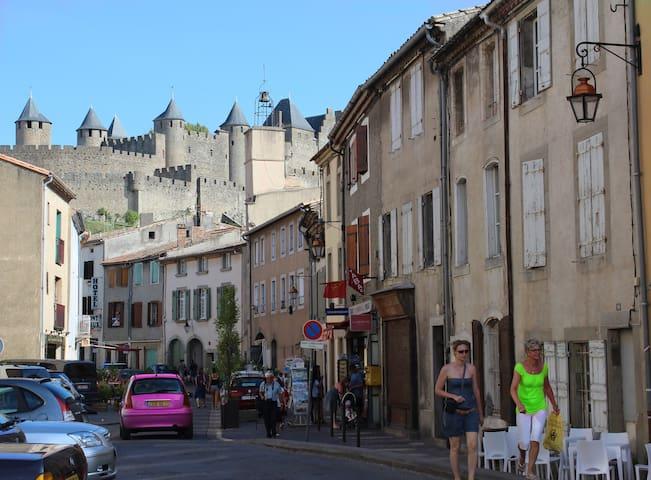 Cocooning au pied de la cité - Carcassonne