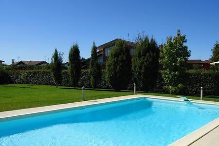 B&B Le Palme - Torrazza Piemonte