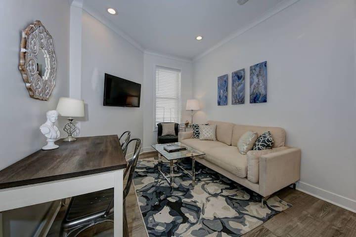 DuPont Circle/Kalorama Luxury Apartment Suite 2
