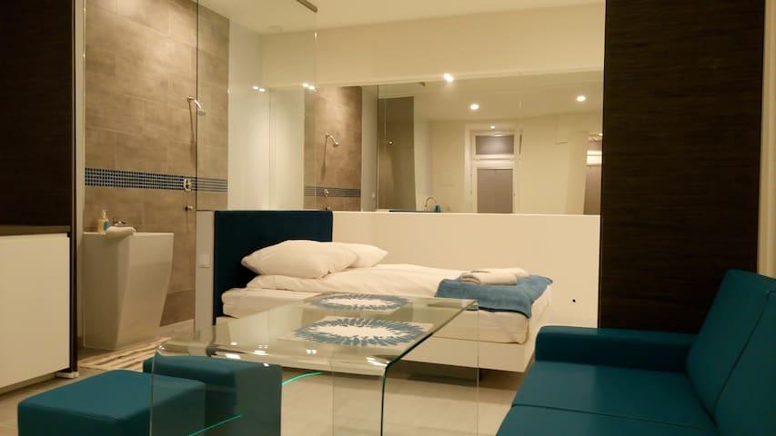 Apartament Mirror Blue/Brzozowa/Kazimierz