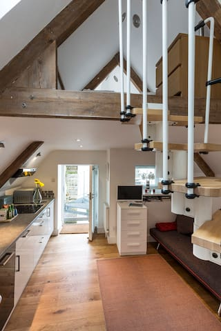 The Garden Studio- St Ives - Saint Ives - Apartment