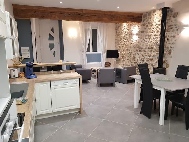 Maison de village proche de Carcassonne