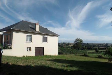 Maison de campagne - Durenque - Haus