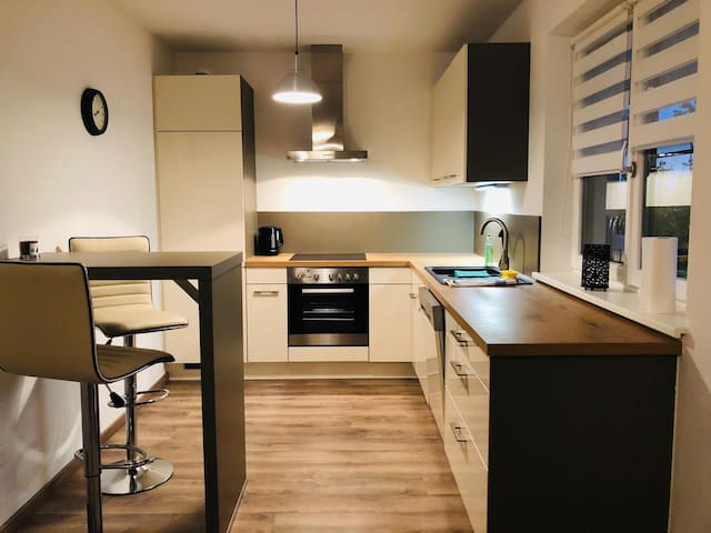 Moderne 2 Zimmer Wohnung inklusive Terrasse