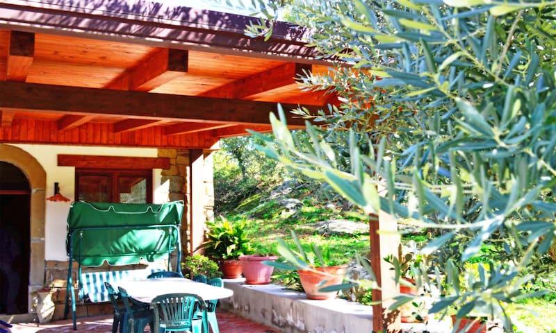 VILLA ALE- beautiful villa on a hill in Sicly - Capo d'Orlando - Hus