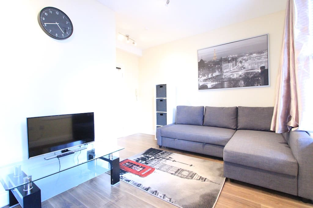 Cosy One Bed 2nd Floor Close To Marble Arch Apartments