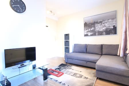 Cosy One Bed 2nd Floor Close to Marble Arch - London - Apartment