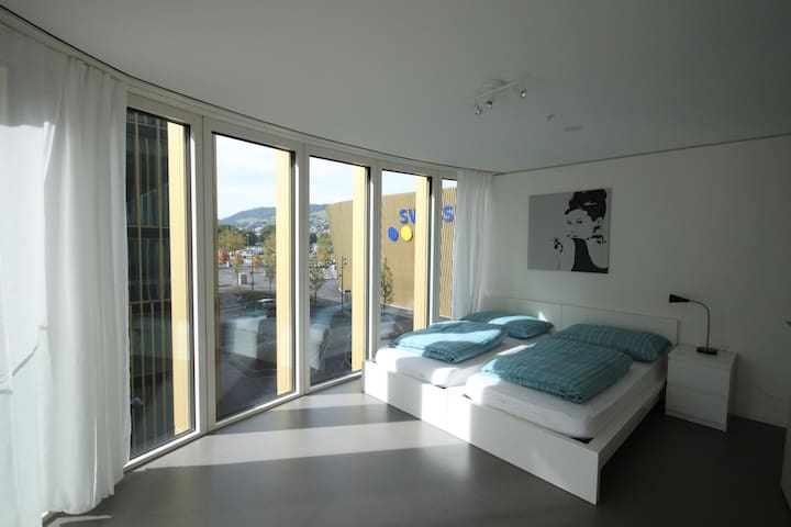 Bright 2.5 room Apartment Pilatus III