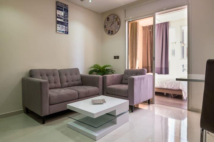 Appartement de luxe-Agdal (Ref 17)