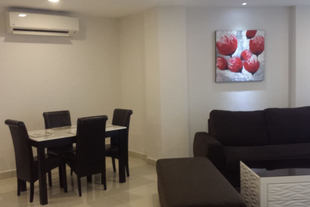 Dining Area for 4 Pax