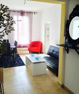 """Ramblas"" cozy double room - Apartment"