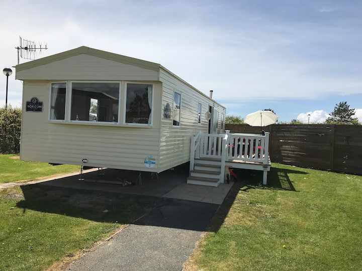 Stunning 3 bed caravan - Haven Greenacres