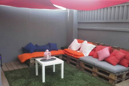 Apartamento/Unifamiliar chill out - Chiclana de la Frontera