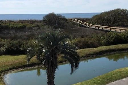 Hilton Head Beach &Tennis Resort CONDO W/OCEANVIEW