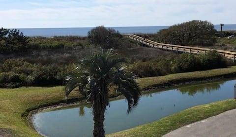 Hilton Head Beach &Tennis Resort Condo Ocean View