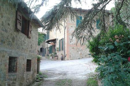 B & B Nonna Cate - Monteriggioni - Bed & Breakfast