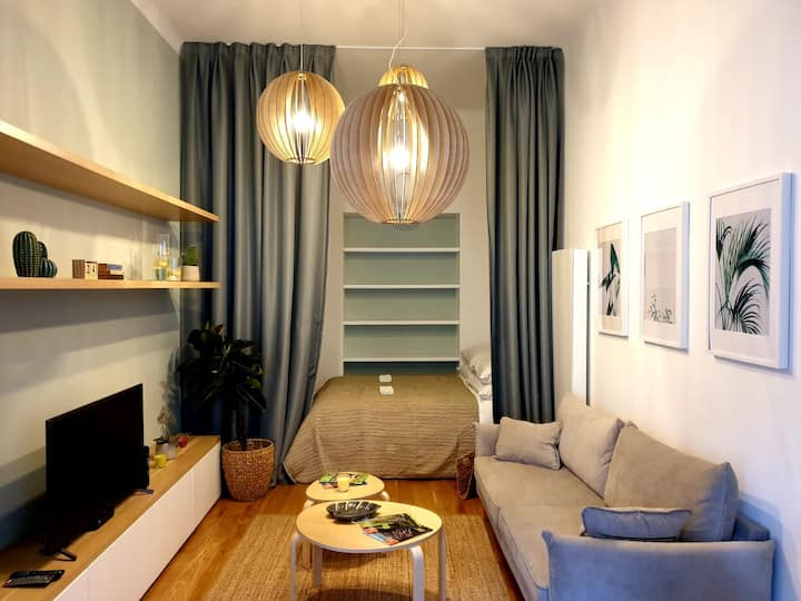 Zagreb Centar Apartment with terrace