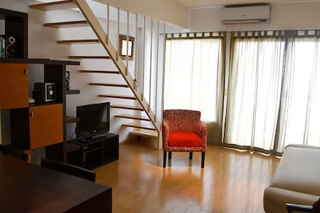 Ample Duplex with private terrace - Buenos Aires - Apartmen