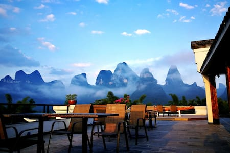 Xingping,Yangshuo Guilin,Li River,enjoy local life - Guilin - Bed & Breakfast