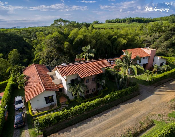 Casa campestre Villa Gregory Panaca - Quimbaya - Villa