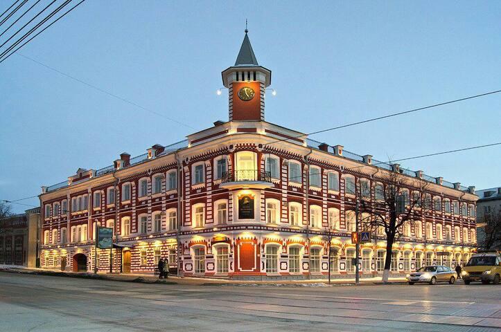 Квартира в самом центре Ульяновска - Ulyanovsk - Appartement
