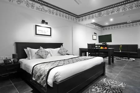 Bed Room- Liwa Hotel, Bangaluru