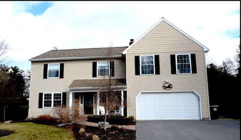 2BR/1BA DWNTWN SARATOGA SPRINGS APT - Saratoga Springs - Apartment