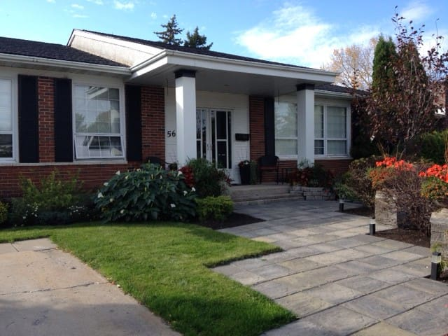 Spacious Lower Level Suite in Southdale - Winnipeg - House