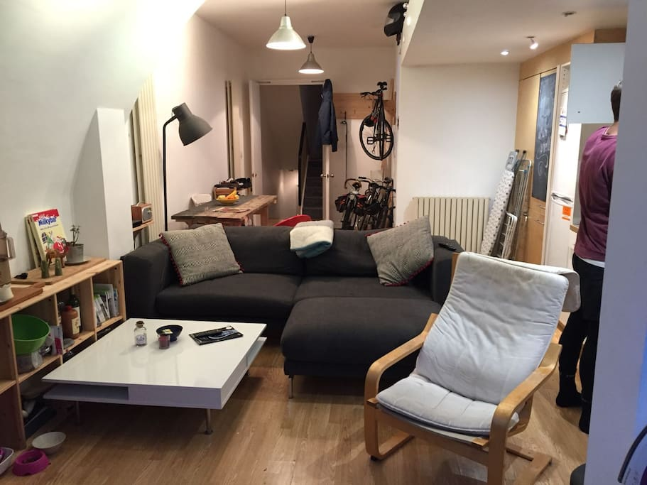 Another angle of Living Room